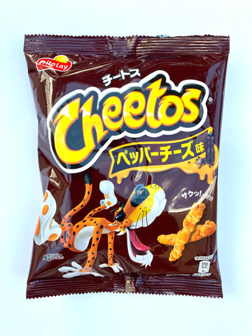 Cheetos Black Pepper & Cheese (Japan)
