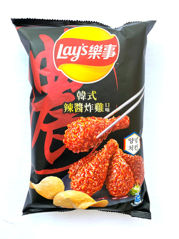 Lay's Korean Spicy Chicken (Taiwan)