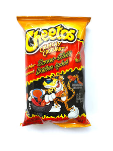 Cheetos Flamin' Hot Sweet Chili (Canada)