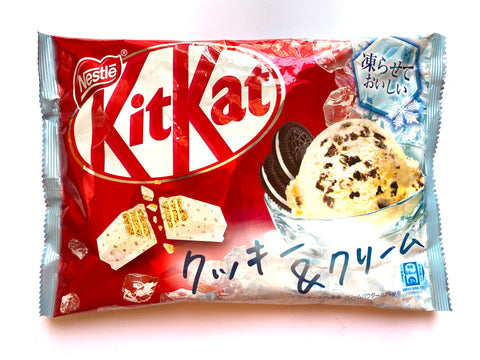 Kit Kat Cookies & Cream (Japan)