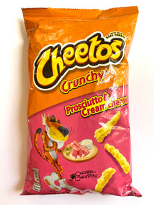 Cheetos Prosciutto & Cream Cheese (Japan)
