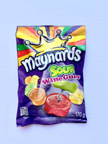 Maynards Sour Wine Gums (Canada)