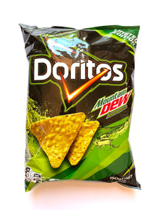 Doritos Mountain Dew (Australia) - 150g