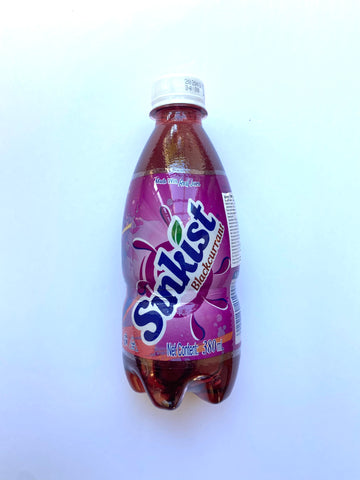 Sunkist Blackcurrant (China)