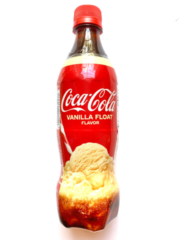 Coca-Cola Vanilla Float (Japan)