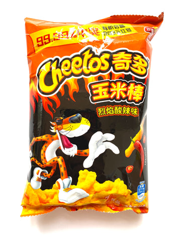 Cheetos Hot & Sour (China)