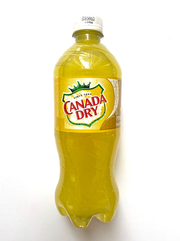 Canada Dry Pineapple