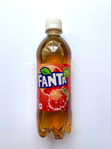Fanta Apple (Japan)