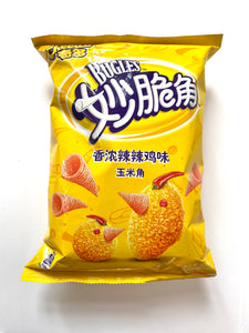 Cheetos Bugles Spicy Chicken (China)