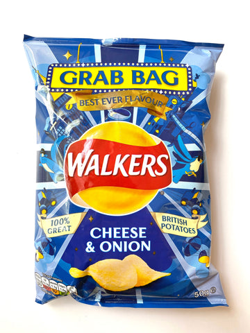 Walkers Cheese & Onion (UK)