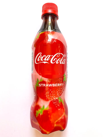 Coca Cola Strawberry (Japan)