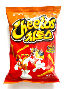 Cheetos Smokey BBQ (Korea)