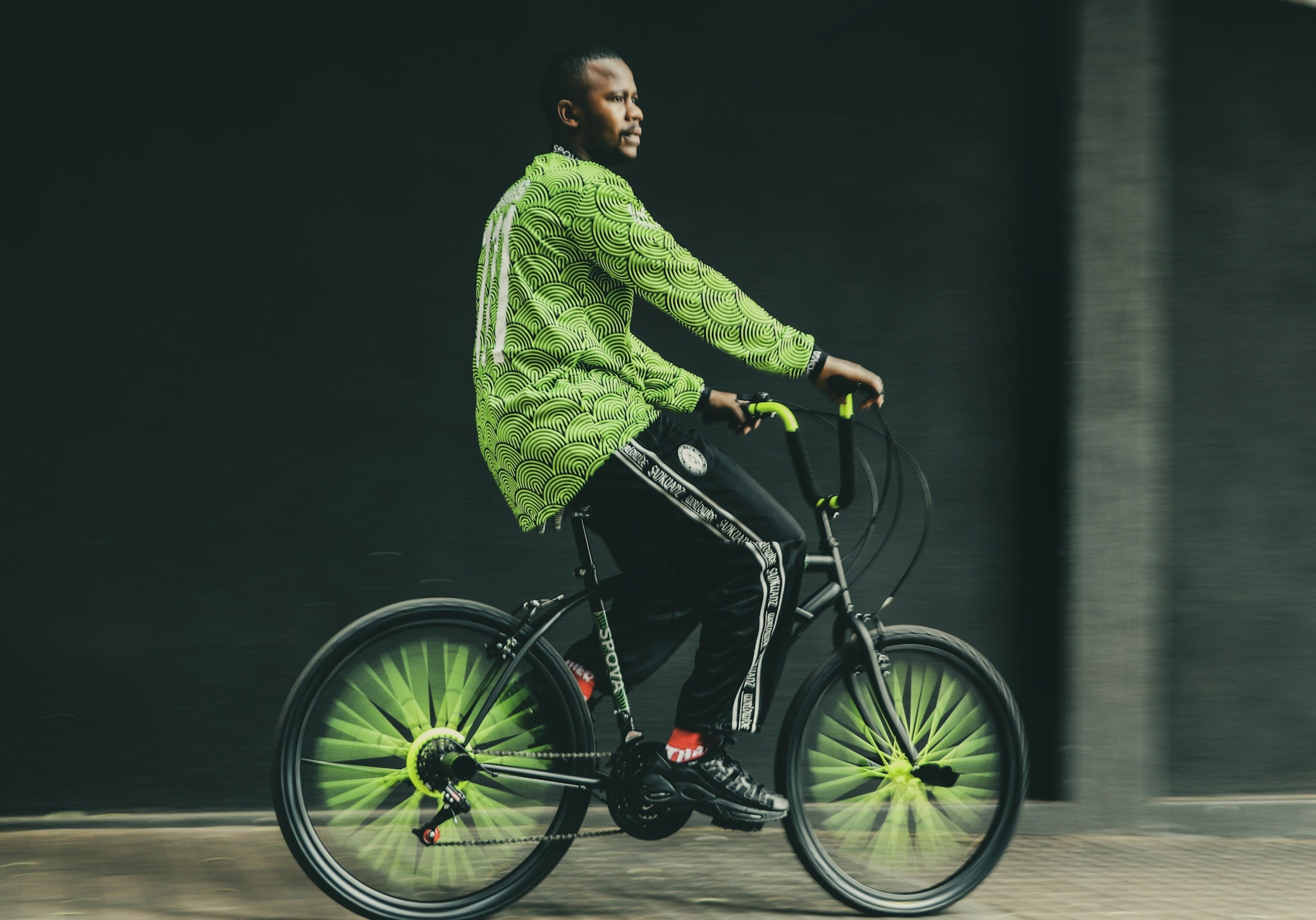 WIN a custom Spova Bicycle Cruiser - subscribe to our