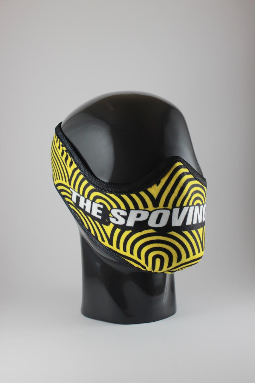 THE SPOVINGTONS Fudumala mask - Liger