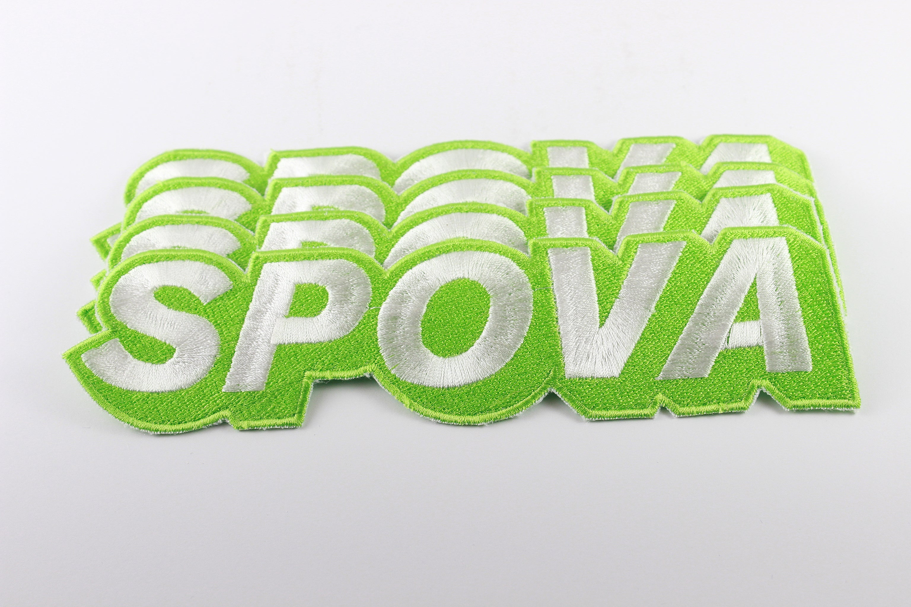 SPOVA Badge