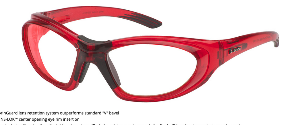 Leader Rx T-Zone Basic Sport Goggle
