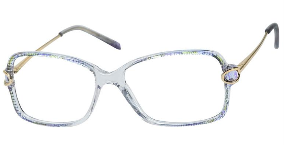 Casino Faith Eyeglass Frame