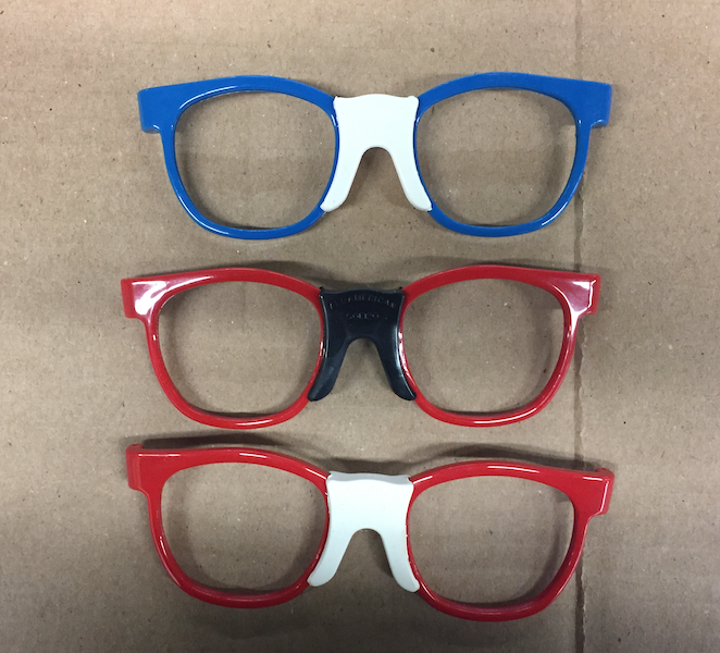 Criss Optical Collection All-American Athletic Frame
