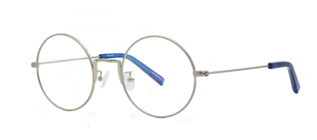 Kala Gandhi (Perfect Round) Eyeglass Frame