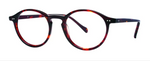 Brunswick Hand Made Semi-Round Style Eyeglasses