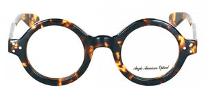 Anglo American  AA180 Boston Eyeglasses