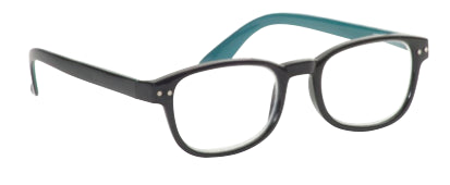 Black Teal Madison Reader