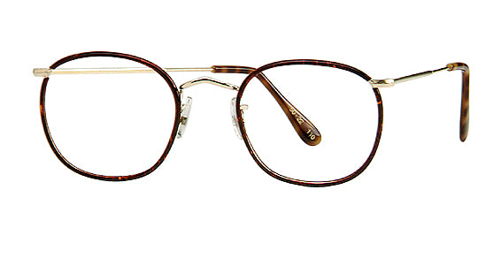 The British Square 14k Rolled Gold Eyeglasses (NO LONGER CARRY - SOLD OUT)