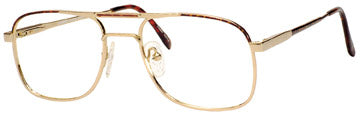Captain (Looking Glass 8019) Xtra Large Eyeglasses