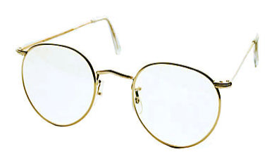 Beaufort Panto 18K Eyeglasses (No longer carry at this time)