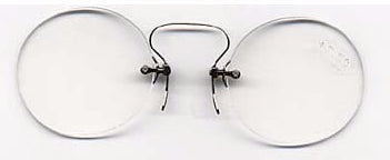 Classic Pince-Nez - SOLD OUT