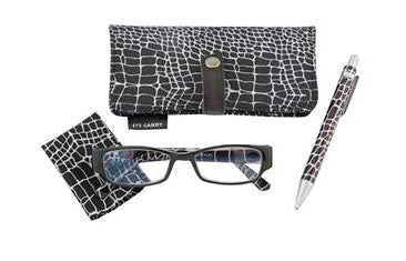 Croc Eye Candy Reading Gift Set