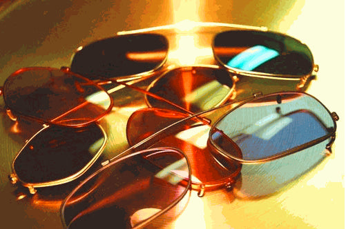 Clearance! Custom Sun Clip Fits Beaufurt Eyeglasses