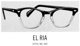Victory Heritage El Ria Eyeglasses (No Refunds or Exchanges)