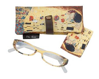 The Kiss by Gustav Klimt Reading Gift Set