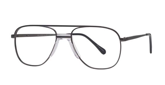Hilco A-2 High Impact Safety Eye Glass Frame SG300