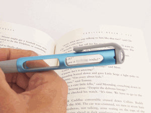 New Pen Reader
