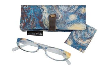 Starry Night by Vincent Van Gogh Reading Gift Set