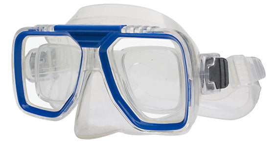 Ducal Water Sport Collection DiveStar Extra RX Scuba Mask #915