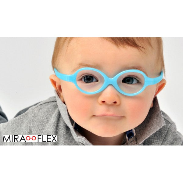 Miraflex Flexible and Safe Eyeglasses Baby Zero