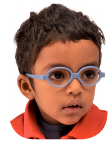 Flexible and Safe Eyeglasses Baby One 37