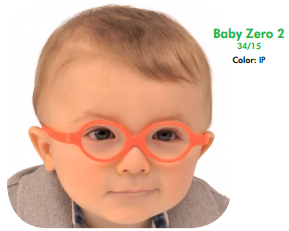 Miraflex Flexible and Safe Eyeglasses Baby Zero 2