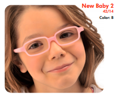 Flexible and Safe Eyeglasses New Baby 2
