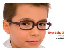 Miraflex Flexible and Safe Eyeglasses New Baby 3