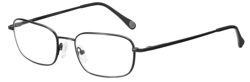Safety Eyeglass Frame W-Side Shield  - SG 106