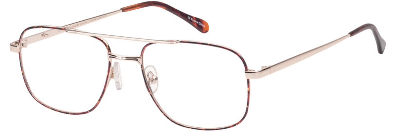 Safety Eyeglass Frame W-Side Shield  - SG 301