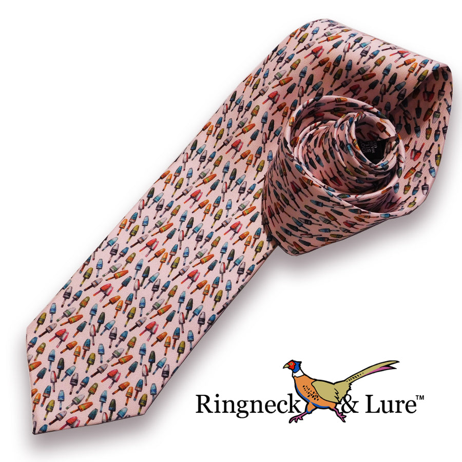Buoys-Ice Pink Necktie