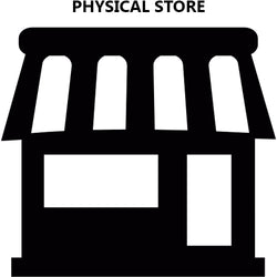 Physical Store option available.