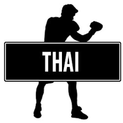Thai Boxing Discipline