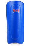 MAR-153C | Multilayered Blue Shin Guards