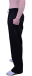 MAR-020B | 8oz Black Traditional Karate Trousers
